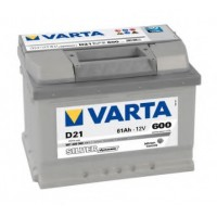 Аккумулятор VARTA Silver Dynamic 61 A/ч обр. 561 400
