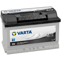Аккумулятор VARTA Black Dynamic 70  А/ч  низк ОБР 570144