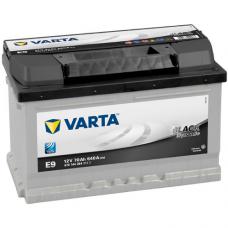Аккумулятор VARTA Black Dynamic 70 А/ч низк. обр. 570144