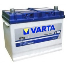 Аккумулятор VARTA Blue Dynamic 70 А/ч обр. выс. 570 412