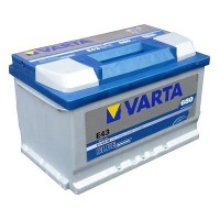 Аккумулятор VARTA Blue Dynamic 72 А/ч обр. 572 409
