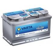 Аккумулятор Varta Start Stop Plus 6 СТ- 80  (евр)   580901