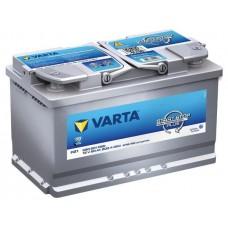 Аккумулятор Varta Start Stop Plus 6 СТ-80 (евр) 580901