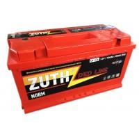 Аккумулятор ZUTH Red Line 6СТ-100 (обр)