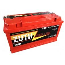 "Аккумулятор  6СТ - 100  "" ZUTH Red Line"" (обр)"