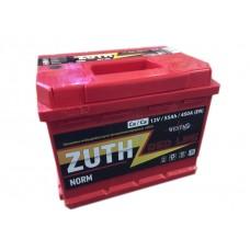 Аккумулятор ZUTH Red Line 6СТ-55 обр.