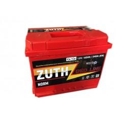 Аккумулятор ZUTH Red Line 6СТ-60