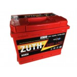Аккумулятор ZUTH Red Line 6СТ-62 обр. низкий