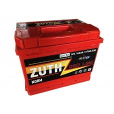Аккумулятор ZUTH Red Line 6СТ-62 обр.