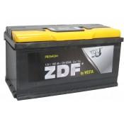 Аккумулятор ZDF 6СТ-100 Premium о/п