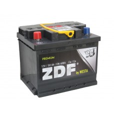 Аккумулятор ZDF 6СТ-50 Premium (низкий)