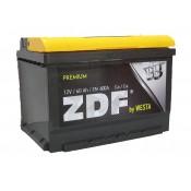 Аккумулятор ZDF 6СТ-60 Premium (низкий)